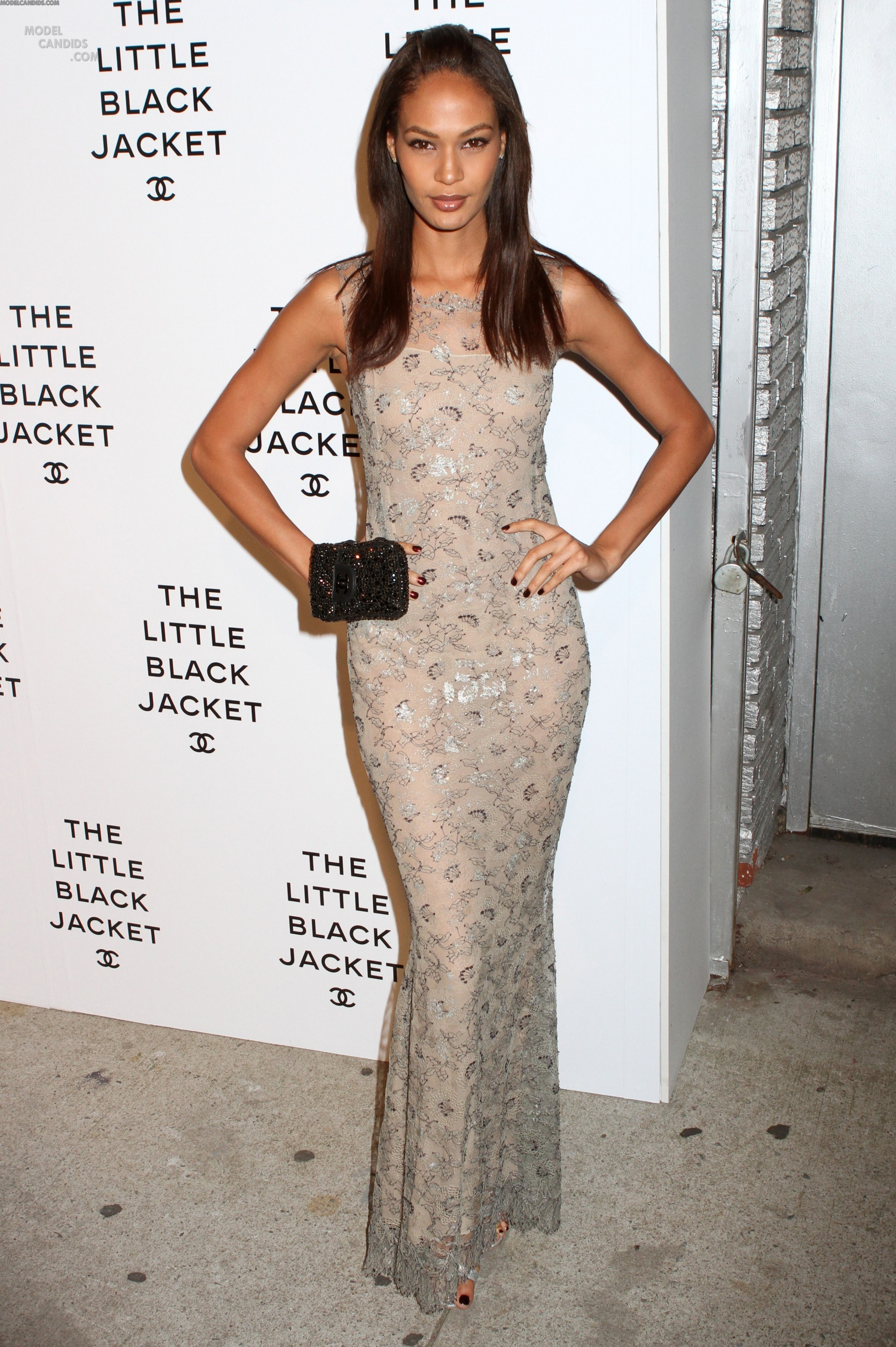 joan smalls at the the li 13