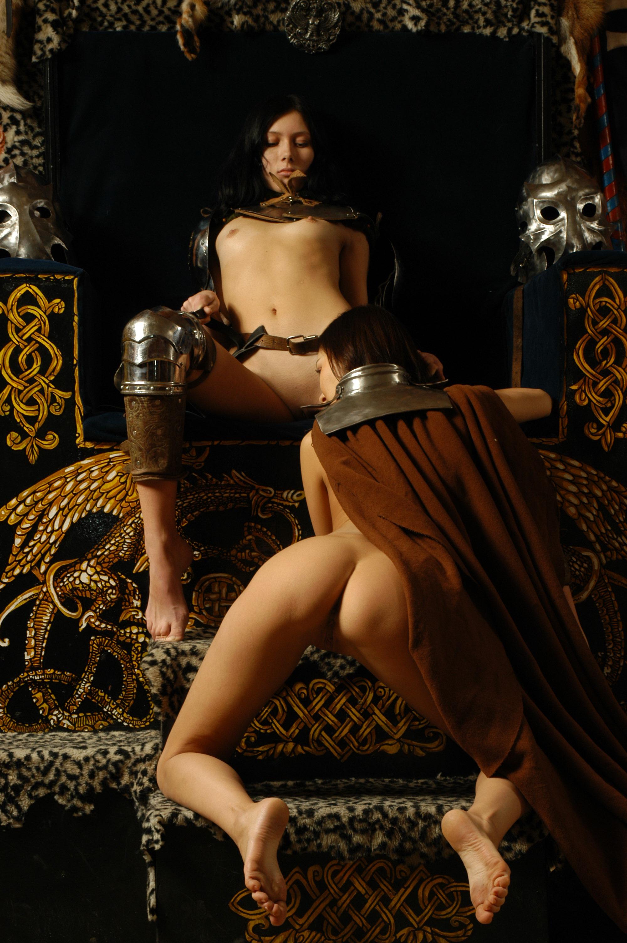 Эротические средневековые картинки 15 фотография