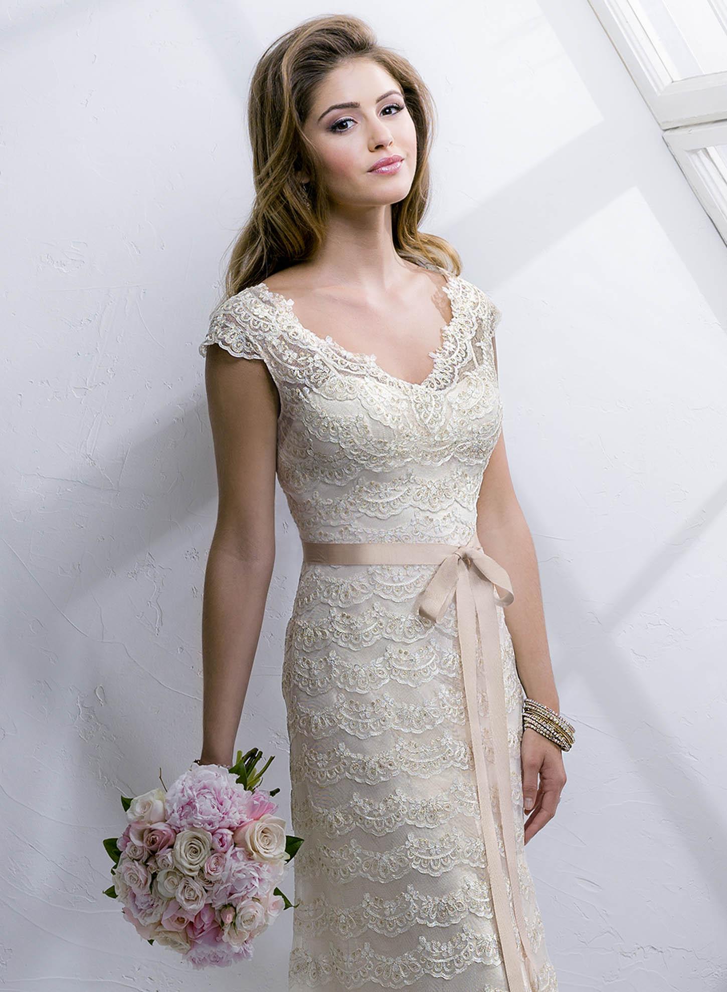 Гипюровые платья для свадьбы фото