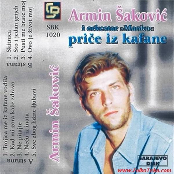 Armin Sakovic 2000 Price iz kafane
