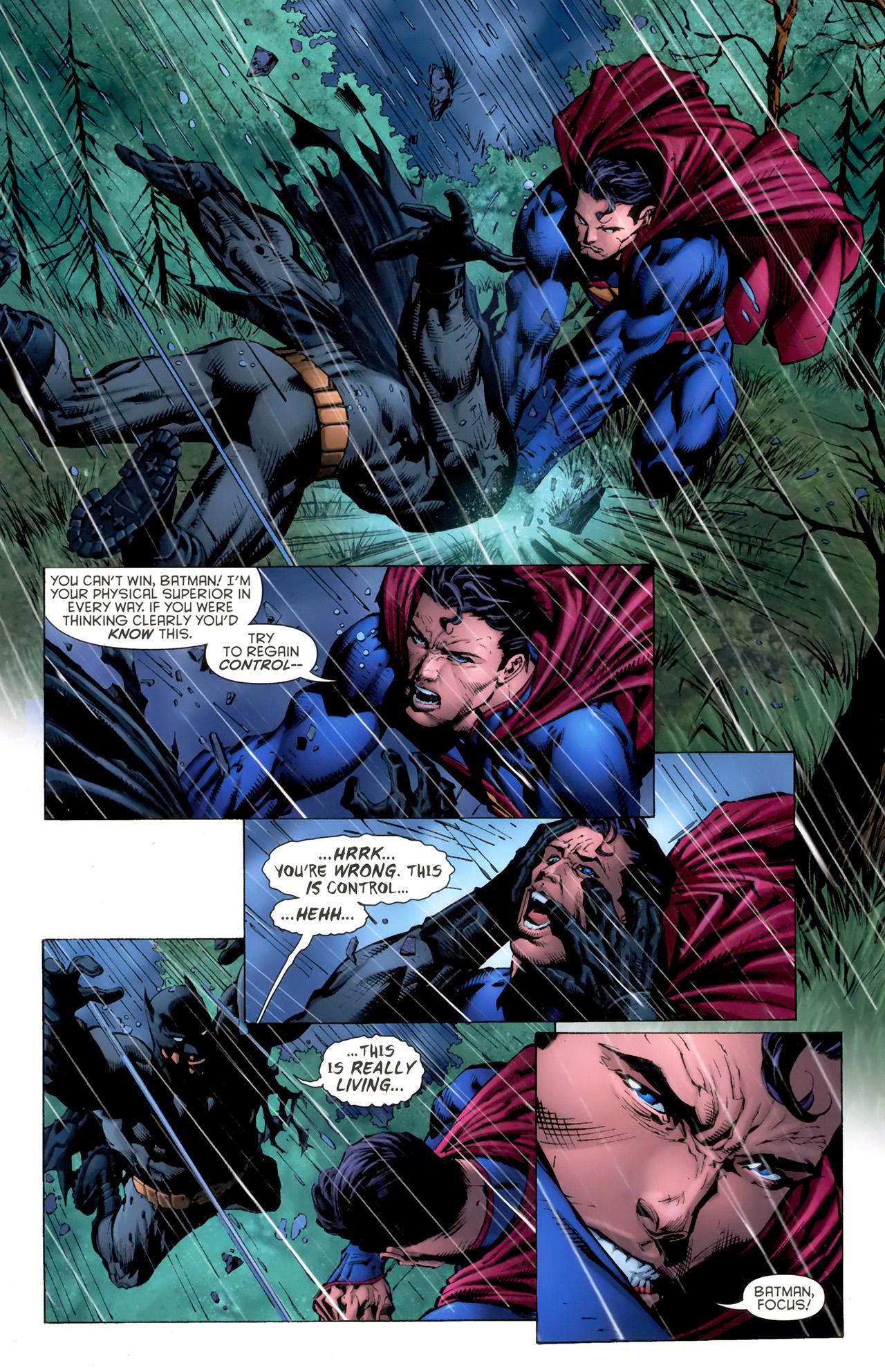 Batman and Superman New 52
