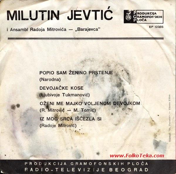Milutin Jevtic 1969 b