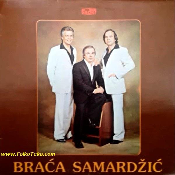 Braca Samardzic 1981 a