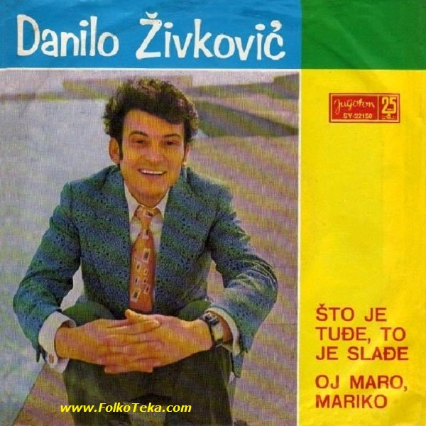 Danilo Zivkovic 1973 a