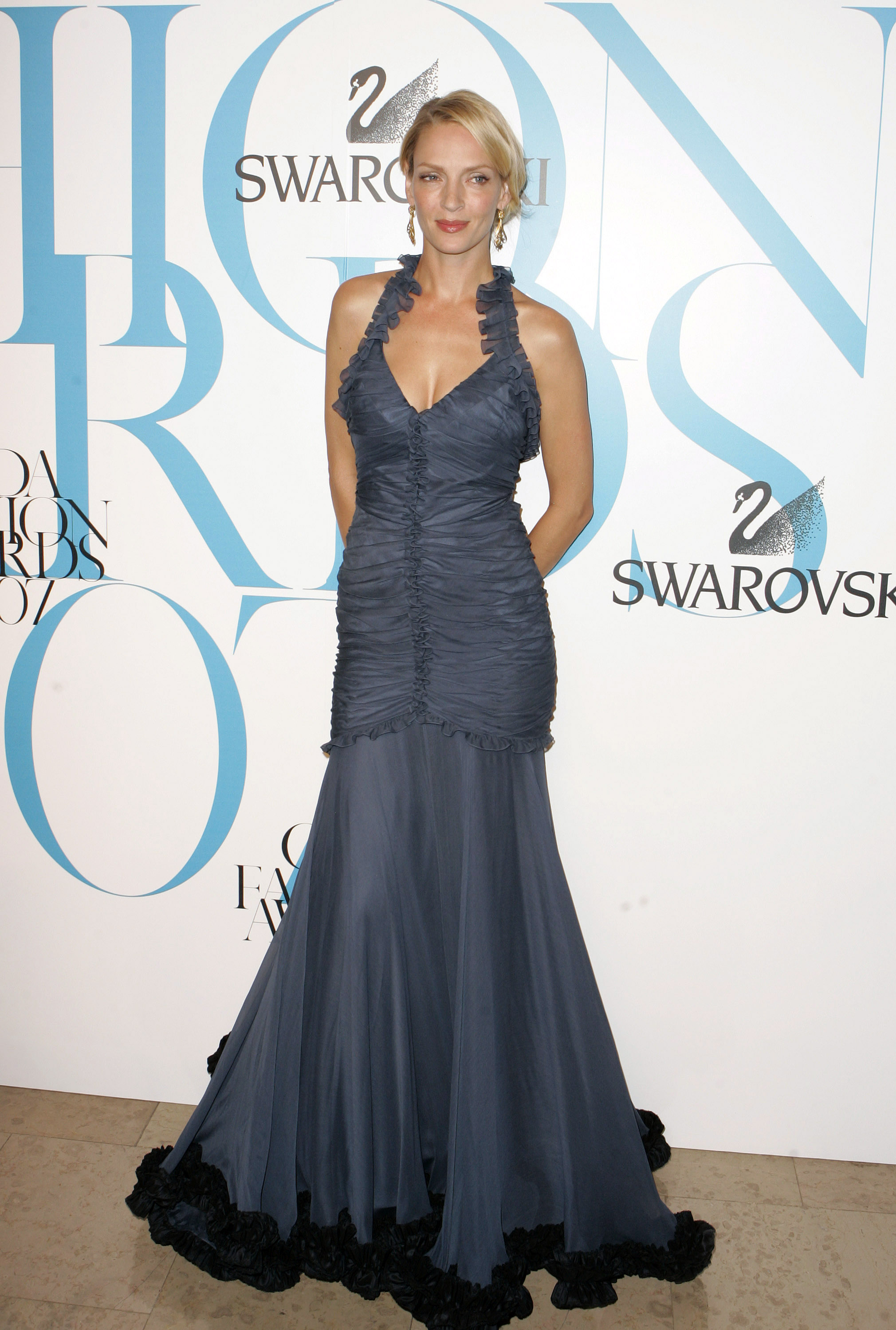 Uma Thurman CFDA Fashion Awards 11