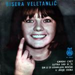 Bisera Veletanlic - 1964 Crveni cvet