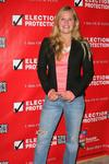 Мэгги Лоусон, фото 8. Maggie Lawson 'You Have The Right To Vote' Fundraiser - 12.10.2004, foto 8