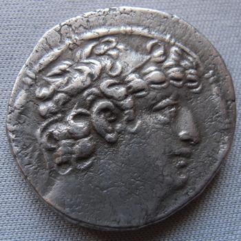 Tetradracma de Filipo Filadefos (Antioquia, Siria) / 93-83 a.C.  11594874_P4160018