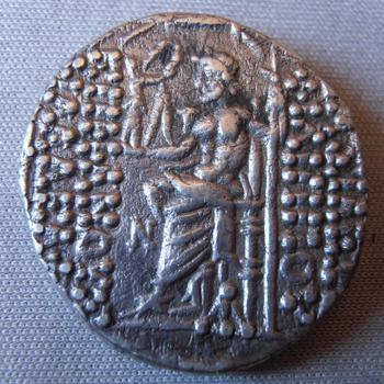 Tetradracma de Filipo Filadefos (Antioquia, Siria) / 93-83 a.C.  11594875_P4160025