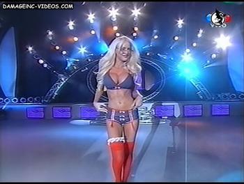 Luciana Salazar hot body