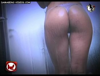 the perfect wet ass in thong