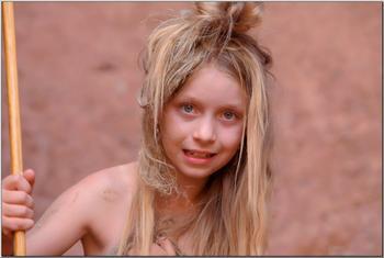 Hanna Teen Model