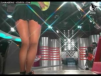 Argentina Model Camila Velasco hot upskirt