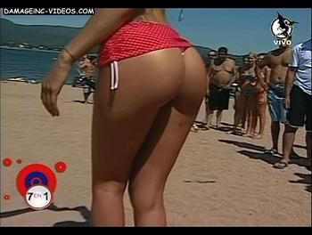 Florencia Tesouro perfect booty