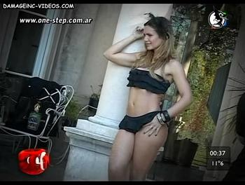 Amalia Granata hot body