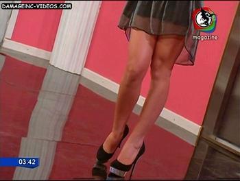 Celeste hot legs