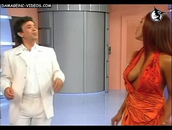Andrea Contreras great bosom