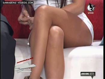 Sabrina Ravelli hot legs