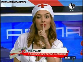 Vicky Turusha hot nurse