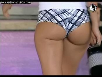 Top Model Fernanda hot ass video damageinc