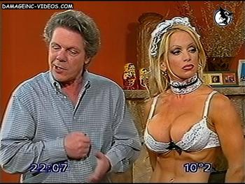 Dana Fleyser big boobs on tv video